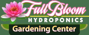 Full Bloom Hydroponics Gardening Center