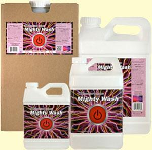 Organic Sprays for Residues